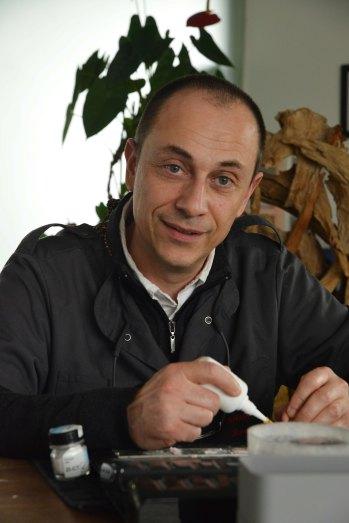 Christophe Baudry, prothésiste et professionnel dentaire à Nantes